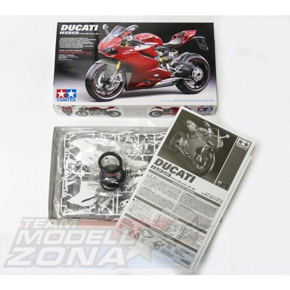 Tamiya Ducati 1199 Panigale S - makett