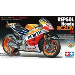 Tamiya - 1:12 Repsol Honda RC213V '14 - makett
