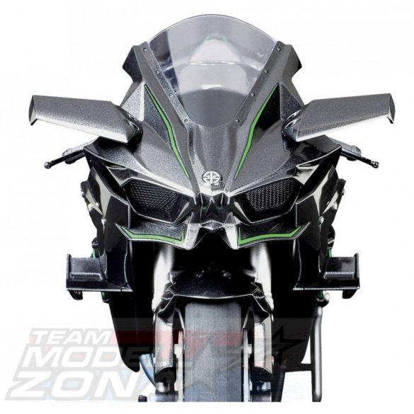 Tamiya -1:12 Kawasaki Ninja H2 Carbon - makett