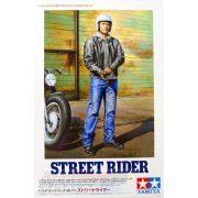 Tamiya - 1:12 Street Rider - motoros figura makett