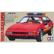 Tamiya - Toyota Supra LBGT Marshal - makett