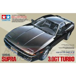 Tamiya - 1:24 Toyota 3.0GT Turbo makett