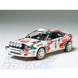 Tamiya - 1:24 Castrol Celica Toyota Monte Carlo 1993 GT-4 - makett