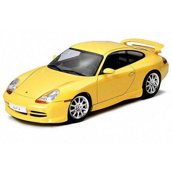 Tamiya Porsche 911 GT3 - makett