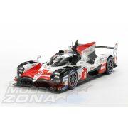Tamiya - 1:24 Toyota Gazoo Racing TS050 Hybrid LM - makett
