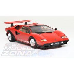 Tamiya - 1:24 Lamborghini LP500 festett (piros) makett