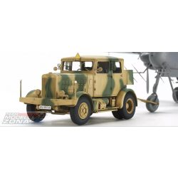 Tamiya - 1:48 Dt. Zugmaschine SS-100 - makett (§)