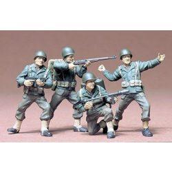 Tamiya U.S. Army Infantry Kit  - makett
