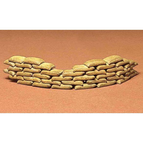 Tamiya Sand Bag Kit - makett