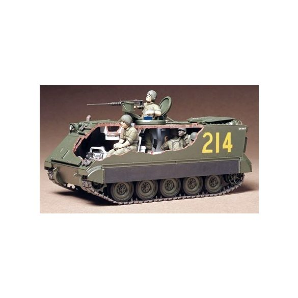 Tamiya US Personal Carrier M113 A.P.C - makett