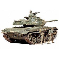 Tamiya U.S. M41 Walker Bulldog - makett