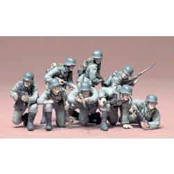 Tamiya German Panzer Grenadiers Kit - makett
