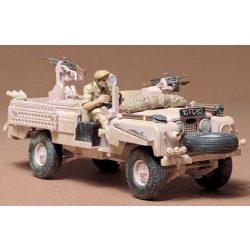 Tamiya British SAS Land Rover - makett