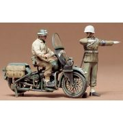 Tamiya U.S. Military Police Set Kit - makett