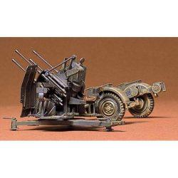 Tamiya German 2cm Flakvierling 38 - makett