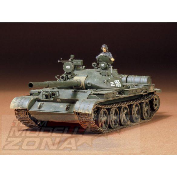 Tamiya - 1:35 Russian T-62 Tank - makett