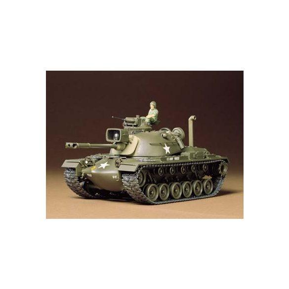 Tamiya U.S. M48A3 Patton - makett