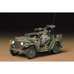 Tamiya U.S. M151A2 w/Tow Launcher - makett