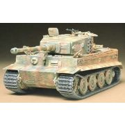 Tamiya German Heavy Tiger I Late Ver - makett