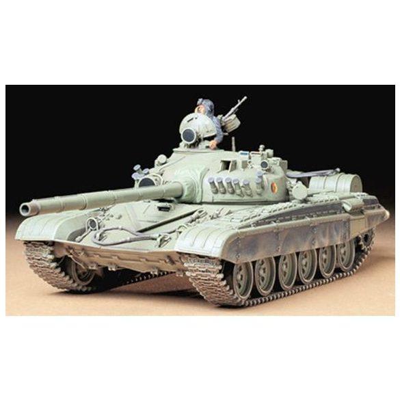 Tamiya Russian Army Tank T72M1 - makett