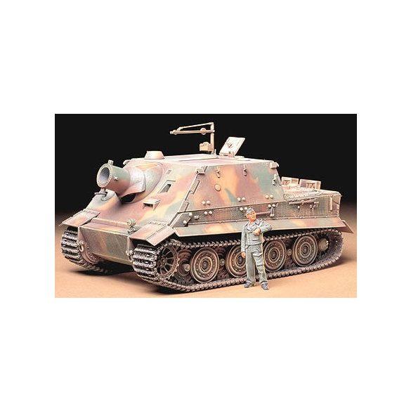 Tamiya 38cm Assault Mortar Sturmtiger - makett