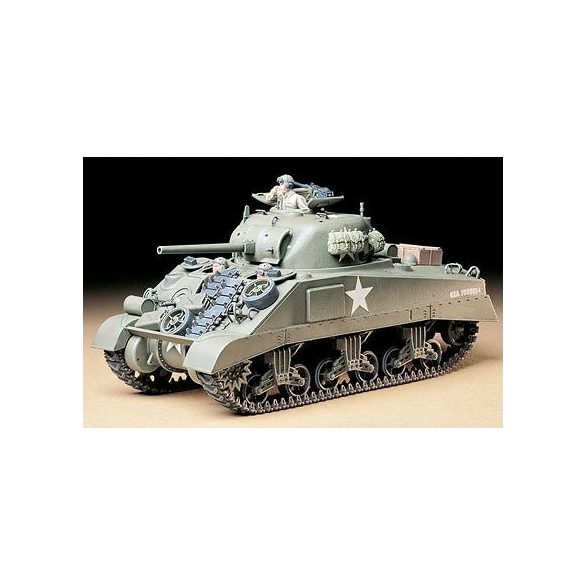 Tamiya U.S. Medium Tank M4 Sherman Early - makett