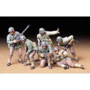 Tamiya U.S. Army Assault Infantry Set - makett