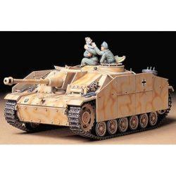 Tamiya Sturmgeschutz III Ausf G Early - makett