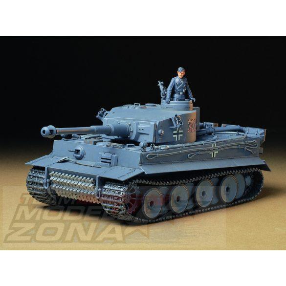 Tamiya German Tiger I Early - makett