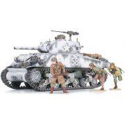 Tamiya M4A3 Sherman Howitzer - makett