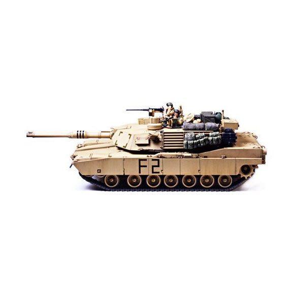 Tamiya M1A2 Abrams Main Battle Tank - makett