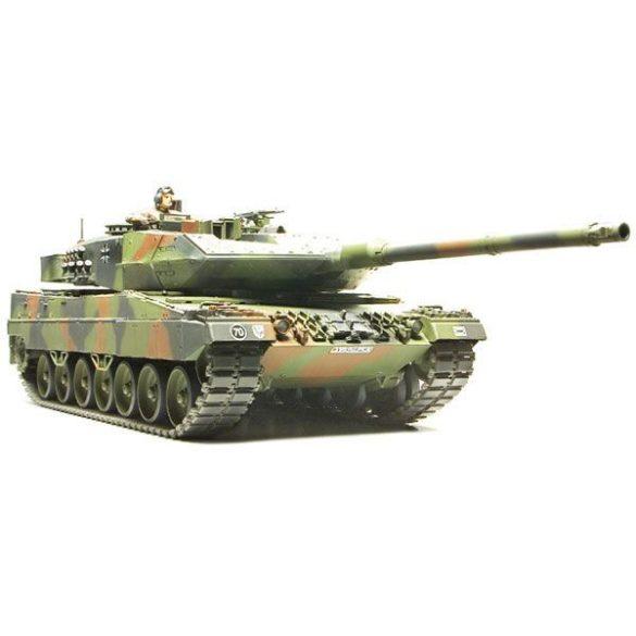 Tamiya Leopard 2 A6 Main Battle Tank - makett