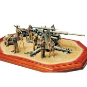 Tamiya - 1:35 German 88mm Gun Flak36 - makett