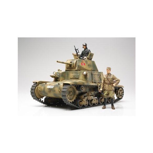 Tamiya Med.Tank Carro Armat.M13/40 - makett