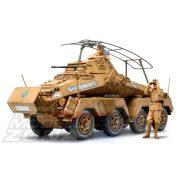 Tamiya - 1:35 WWII Dt. SdKfz.232 SpPz Afrika(2) - makett