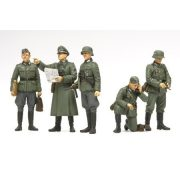 Tamiya German Field Commander Set - makett