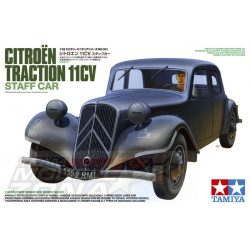 Tamiya Citroen Traction 11CV - Staff Car - makett
