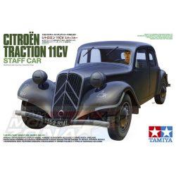 Tamiya Citroen Traction 11CV - Staff Car - makett