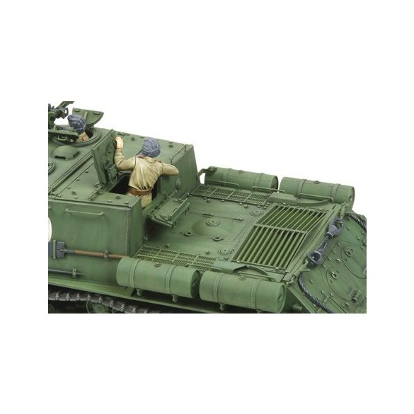 Tamiya - 1:35 Russian Heavy SP Gun JSU-152 - makett