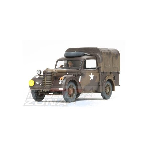 Tamiya British Lt Utility Car 10HP - makett