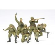 Tamiya Russian Assault Infantry  - makett