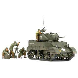 Tamiya US Light Tank M5A1 - makett