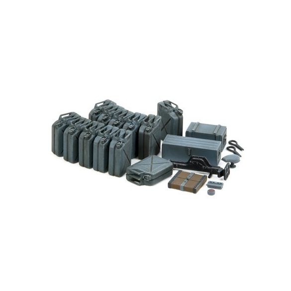 Tamiya German Jerry Can Set - makett