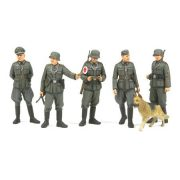 Tamiya German Field Military Police - makett