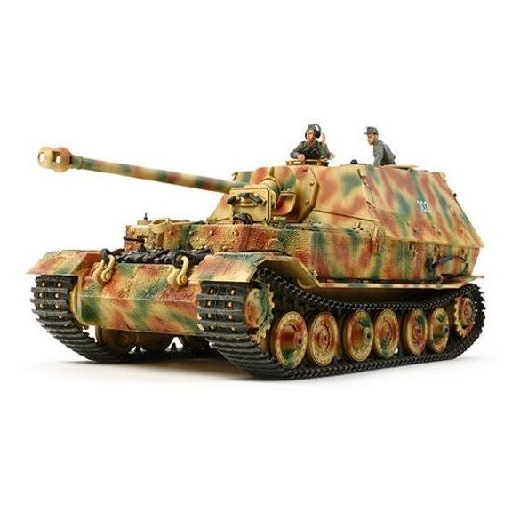 Tamiya German Tank Destroyer Elefant - makett