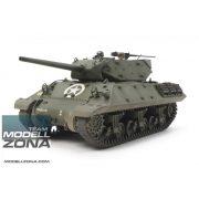 Tamiya - 1:35 US Panzerjäger M10 (3) Mittl. Prod. - makett