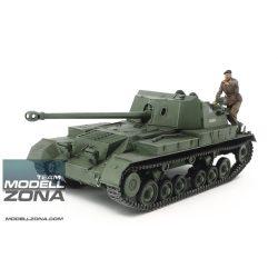 Tamiya - 1:35 Brit. Jagdpanzer Archer 17pdr.- makett