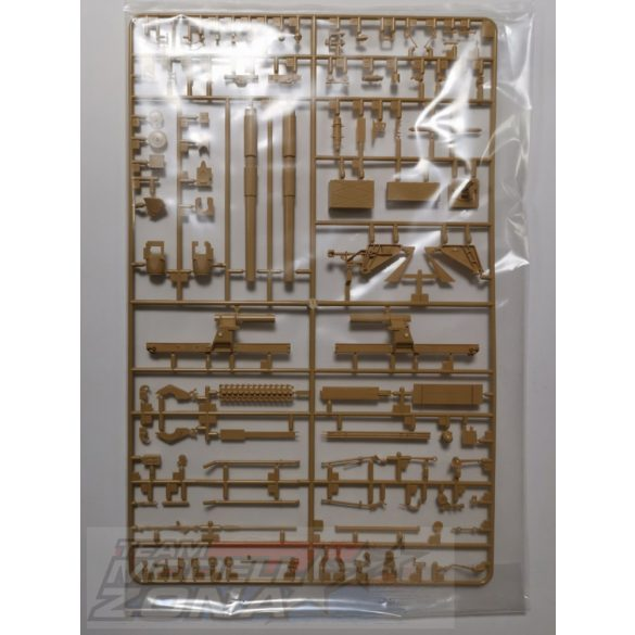 Tamiya - 1:35  1:35 Dt. Pz.-Haubitze Hummel (3)Sp.Prod. - multitopic makett szett