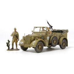 Tamiya German Horch Kfz.15 - North Africa Campaign - makett
