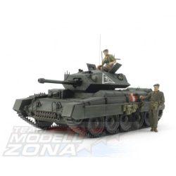 Tamiya - 1:35 Brit. Cusader Mk.III Med. Tank - makett